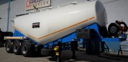 Cement Trailer - V Type