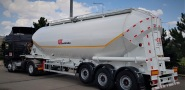 Cement Trailer Euro Type