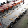 5 Axles Lowbed